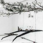 Stefan Radu Cretu - Coleoptera, 2017, 1,8mx30x30 cm/each