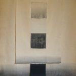 Vincentiu Grigorescu - Modulo, 1972 - 1973, acrylic on canvas, 115x88 cm