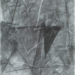 Andrej Jemec - Charcoal drawing on paper 2013, 100x70cm