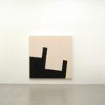 Diet Sayler - Zaragoza, 2004, acrylic on canvas, 150x150x5.5 cm