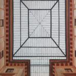 Maria M. Bordeanu - Ceiling 3, 2017, 90 x 140 cm