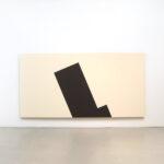 Diet Sayler - Cimabue, 2002, acrylic on canvas on wood 147 x 287 cm