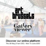 ART BRUSSELS - Online Platform | Gallery Viewer