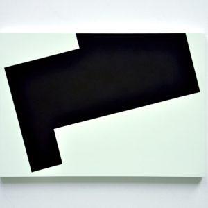 Altichiero da Zevio II. 2014, Acryl auf Leinwand, 70x100x4,5cm