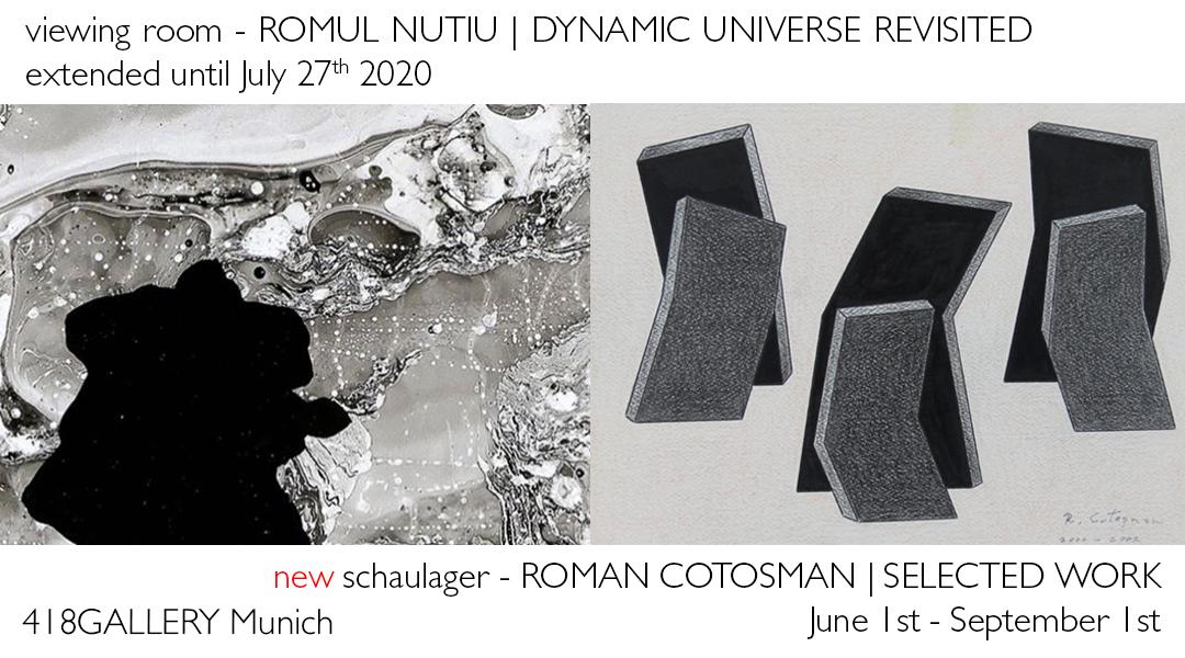 Romul Nutiu   Roman Cotosman   Munich, 2020